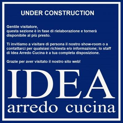 Under Construction. Idea Arredo Cucina a Desio, Monza e ...